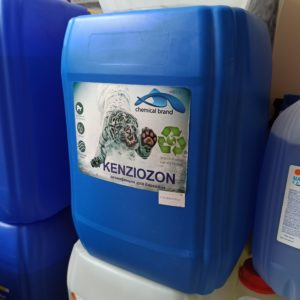 Жидкий дезинфектант на основе активного кислорода Kenaz Kenziozon 30л