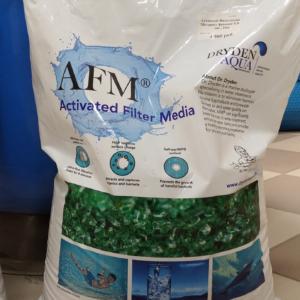 Активный Фильтрующий Материал (АФМ) фракция 1.0-2.0 мм, 21кг