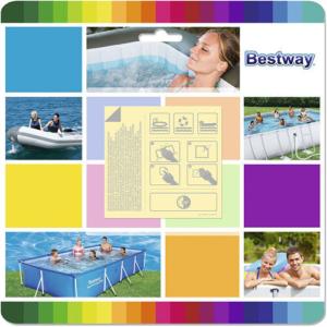 Ремонтный комплект Bestway (водостойкий)