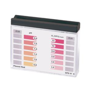 Tестер Water-id Таблеточный для РН/O2