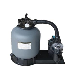 Фильтр.уст. FSP350-4х клапан (350mm 4, 32m3/h, верх)