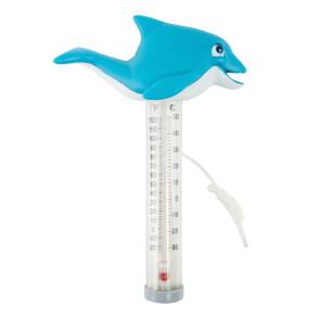 Термометр-игрушка Kokido K785BU/6P «Счастливчики» Дельфин