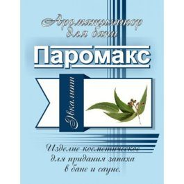 "Ароматизатор для бани сауны хаммама Эвкалипт ""Премиум"" 5л"