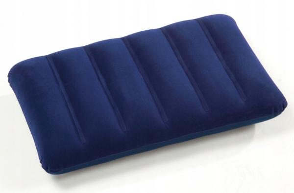 Intex, Надувная подушка 43х28х9см, уп.24