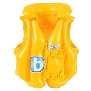 BW, Bestway, Жилет для плавания Swim Safe, ступень В, 51х46см, уп.24