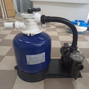 Фильтрационная система Aquaviva FSF400 (400mm, 6, 48m3/h, верх)