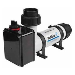 Электронагреватель с датчиком потока Pahlen ( 3 кВт), пластиковый корпус, ТЭН из Incoloy